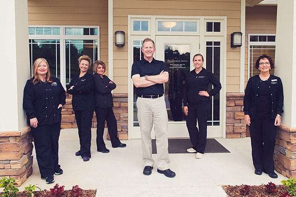 The Brookpointe Dental team, including our dentist Kennesaw GA
