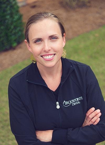 Jessica Empie, Registered Dental Hygienist at Brookpointe Dental