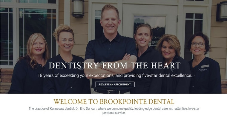 Celebrate our new Brookpointe Dental website with a scavenger hunt!