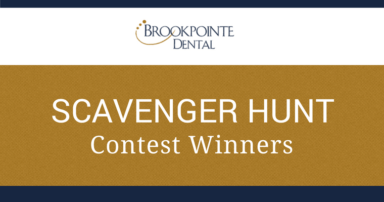 brookpointe-dental-kennesaw-dentist-scavenger-hunt-winners